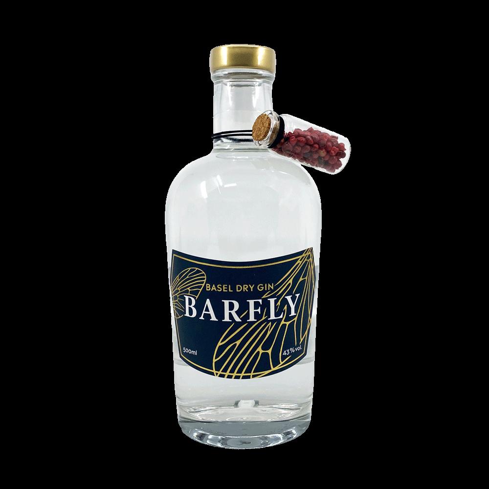 Barfly Basel Dry Gin