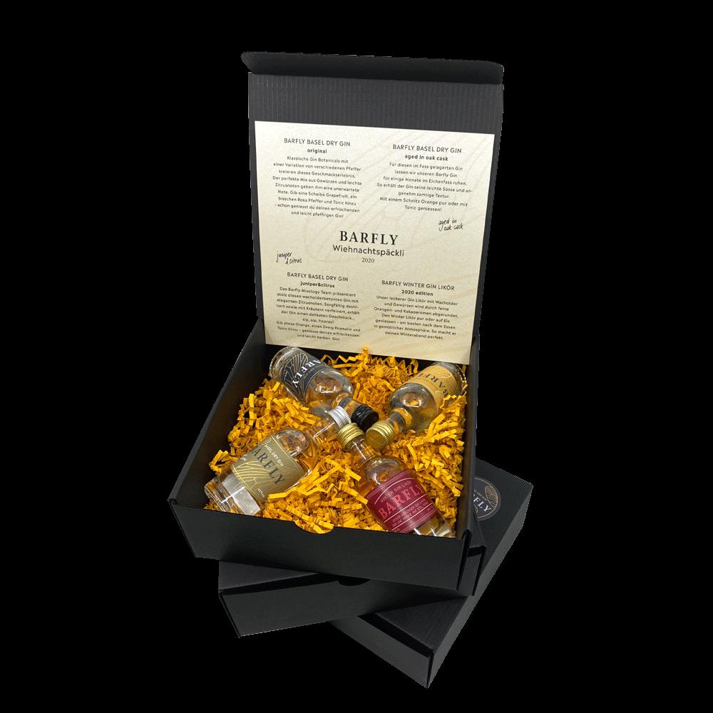 Barfly degustation box
