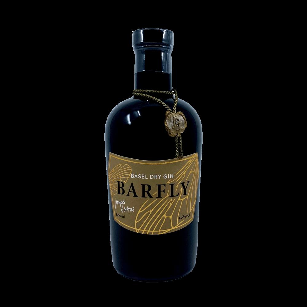 Barfly «juniper&citrus»