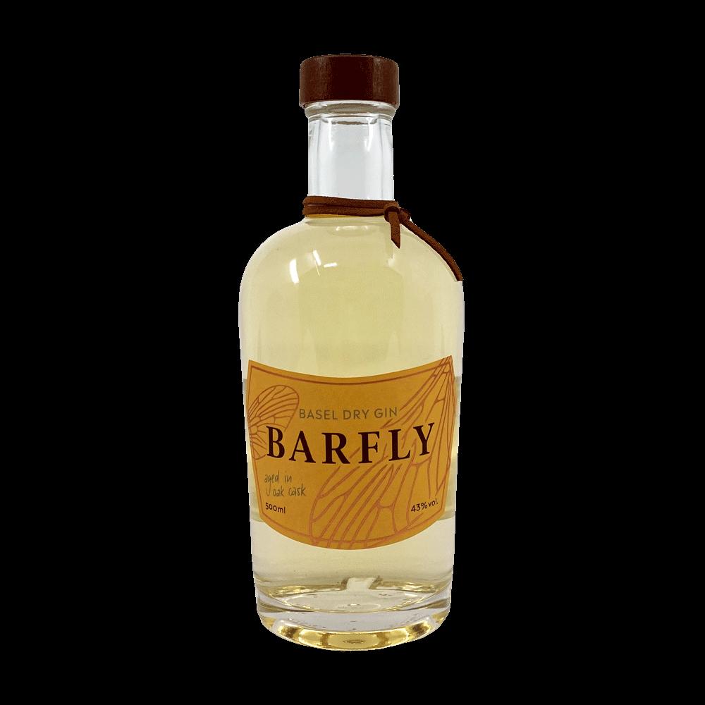 Barfly «aged in oak cask»